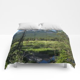 Beautiful Bow Valley Comforters