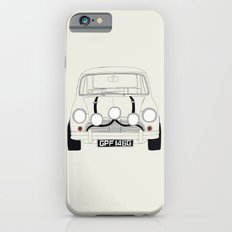 The Italian Job White Mini Cooper Slim Case iPhone 6s
