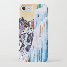 Ice Dance iPhone Case