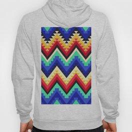 American Native Pattern No. 95 Hoody