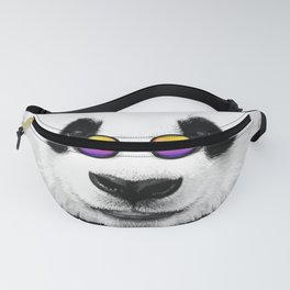 Panda hippie Fanny Pack