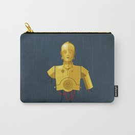 Never Tell Me The Odds (C3P0) Carry-All Pouch