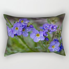 Jacob's Ladder - Yellowstone National Park Rectangular Pillow
