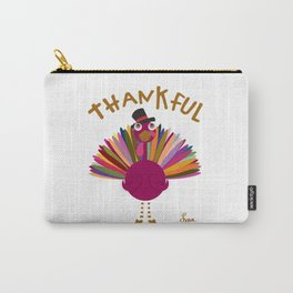 THANKFUL TURKEY Carry-All Pouch