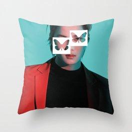 Sophisticated Slips   Kai Throw Pillow