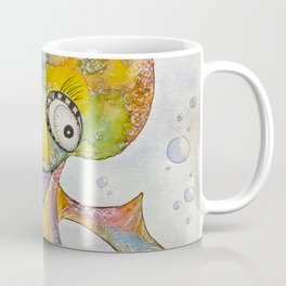 Colourful Online Water Monster Coffee Mug