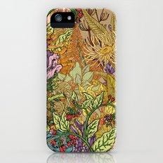 Floral Garden iPhone (5, 5s) Slim Case