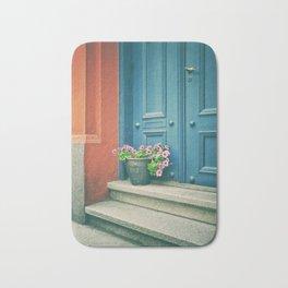 The blue door Bath Mat