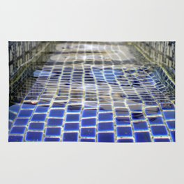 Fountain Water Rug