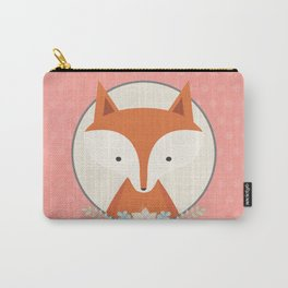 Fox in a frame Carry-All Pouch