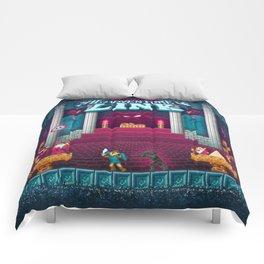 The Link Adventure of Zelda, too Comforters