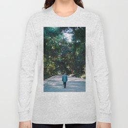 Walk to Meiji Long Sleeve T-shirt