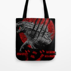 Kaiju Tote Bag