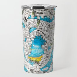 Velvet Chaos Travel Mug