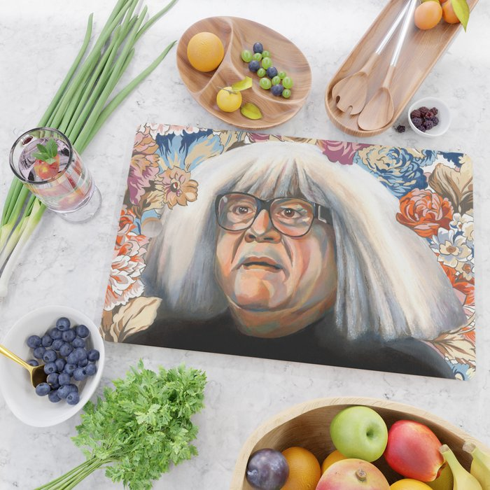 Frank Cutting Board