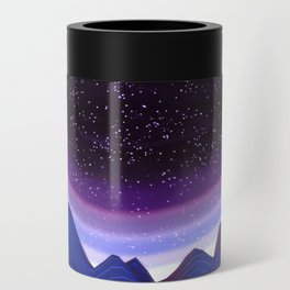 Mountains in Space Can Cooler
