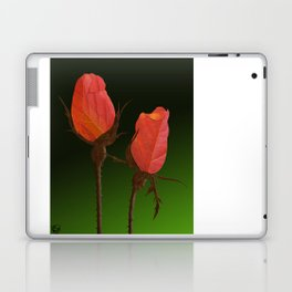 Autumn Rosebuds Laptop & iPad Skin
