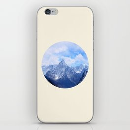 Himalayan Mountains iPhone Skin