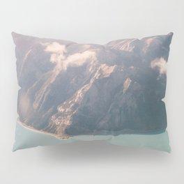 Golden Hour Rockies Pillow Sham