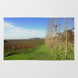 Grapevines  Rug