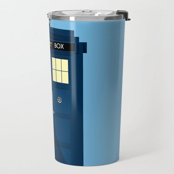 The TARDIS Travel Mug