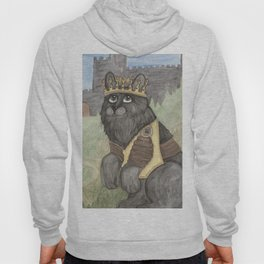 King Kitty Cat Hoody