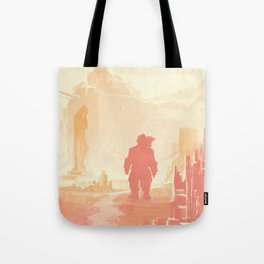 Dragon Age: Varric Tote Bag