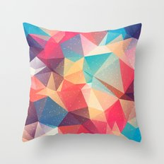 Geometric pattern Throw Pillow