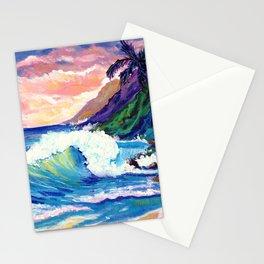Na Pali Fantasy Stationery Cards