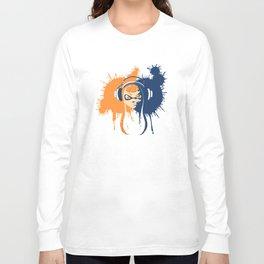 Splatoon: Squid Girl Splash Jam Long Sleeve T-shirt