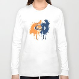 Splatoon: Squid Girl Splash Jam Long Sleeve T-shirt