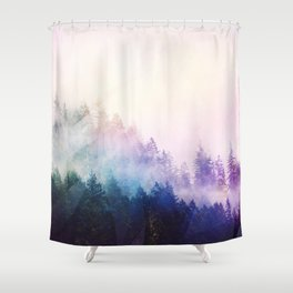 Haven's Path Shower Curtain