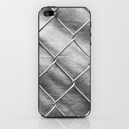 Relax and Breathe V iPhone Skin