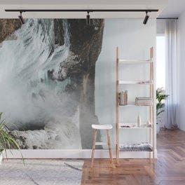 Gullfoss - Landscape Photography Wall Mural