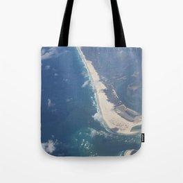 The Spit Gold Coast Australia Tote Bag