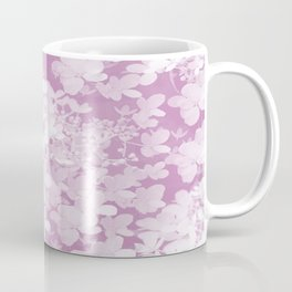 Pink Hydrangea Pastel Color #decor #society6 Coffee Mug