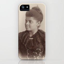 Ida B. Wells, 1893 iPhone Case
