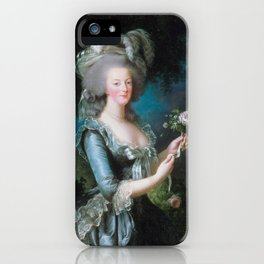 Marie-Antoinette iPhone Case
