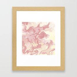 Ink #2 Framed Art Print
