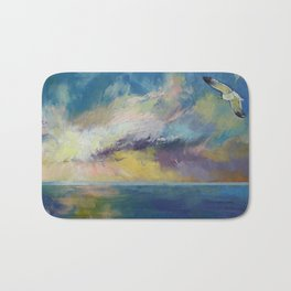 Eternal Light Bath Mat