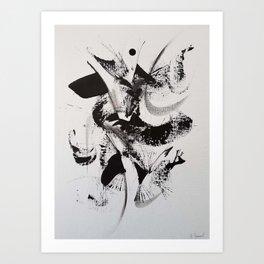 KanChaï 96 Art Print