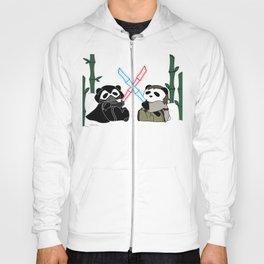 Panda Wars Hoody