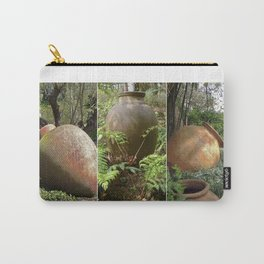 Urns Triptych Carry-All Pouch
