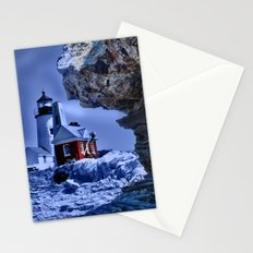 Pemaquid Light Stationery Cards