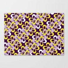 loopy pattern 2 Canvas Print