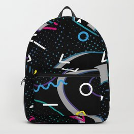 Trendy Seamless Backpack