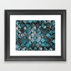 SquareTracts Full Bleed... Framed Art Print