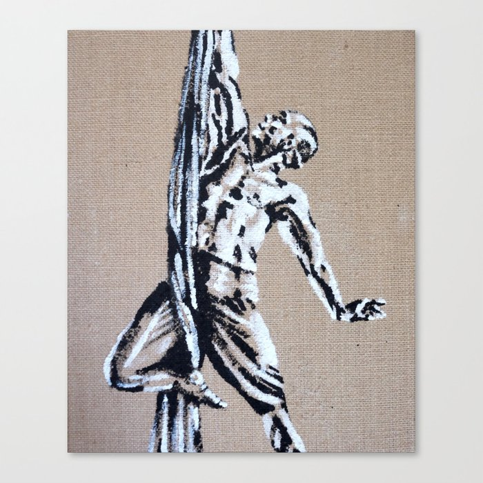 Reaching Higher Canvas Print