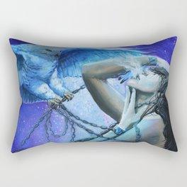 Break The Chain Rectangular Pillow