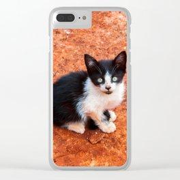 Mmmhmm. Clear iPhone Case